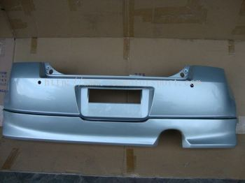 suzuki swift zc bumper rear bumper used part