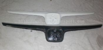 honda civic fd 2009 bodykit carbon grille