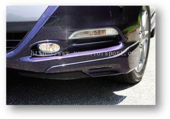 honda insight modulo bodykit bumper front lip on