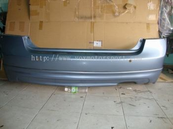 honda civic fd bumper rear used part