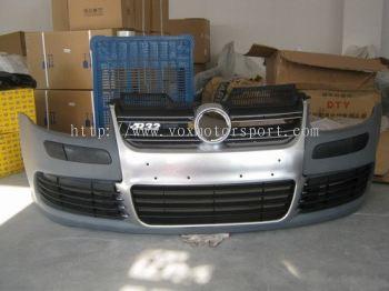 VOLKSWAGEN GOLF MK5 BODYKIT R32 BUMPER SET FRONT