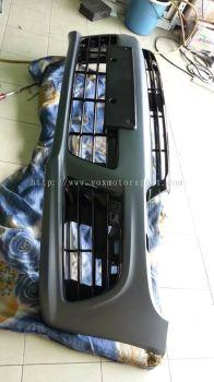 volkswagen scirocco r bodykit bumper