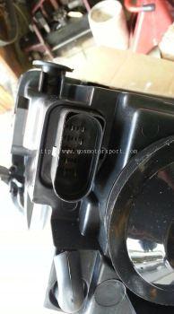volkswagen golf 1.4 mk6 headlamp led r