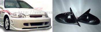 HONDA CIVIC EK2 SIDE MIRROR GANADOR