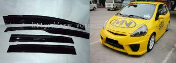HONDA FIT JAZZ MUGEN DOOR VISOR
