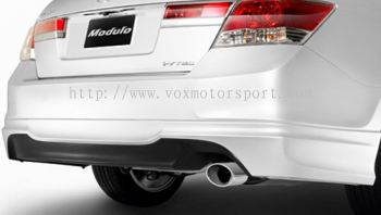 Honda accord bodykit modulo