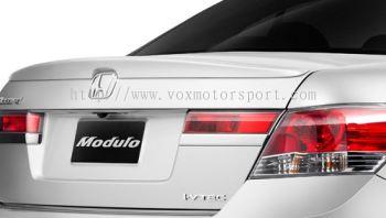 Honda accord 2011 spoiler bodykit modulo