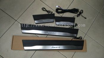 honda jazz gk 2015 led scuff plate new