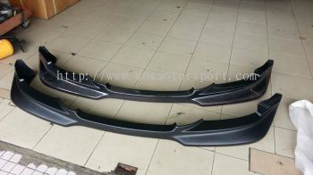 suzuki swift greddy bumper lip on
