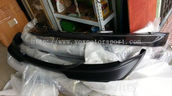 suzuki swift bumper lip greddy bumper lip on