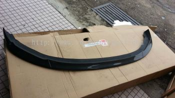 honda jazz 2015 gk bumper lip rs cf