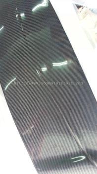 honda odyssey rb1 mugen spoiler carbon fiber