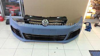 volkswagen polo bumper r pp new
