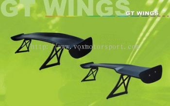 GT WING CARBON LOOK SPOILER