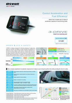 pivot 3 drive
