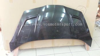 2008 2009 2010 2011 2012 2013 2014 honda jazz fit ge carbon hood js racing for ge replace add on upgrade performance look real carbon fiber material new set