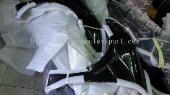suzuki swift chargespeed carbon fiber fender chargespeed