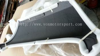 suzuki swift carbon boot for swift add on upgrade performance look real carbon fiber material new set