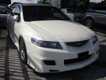 HONDA ACCORD EURO CL7 MUGEN BODYKIT