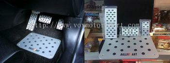 PROTON INSPIRA RALLIART PEDAL WITH FLOOR PAD