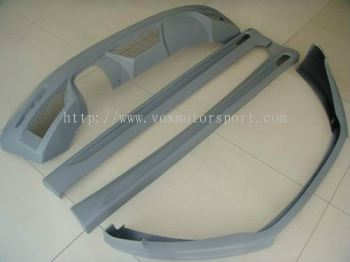 VW SCIROCCO RIEGER BODYKIT