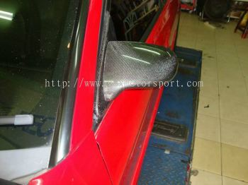 HONDA CIVIC EG SPOON SIDE MIRROR CARBON