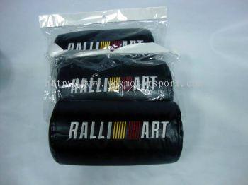 mitsubishi lancer ex ralliart heat rest leather