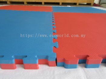Taekwondo Mat - T Pattern