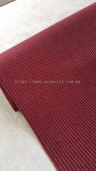 Needle Rib Mat - Red