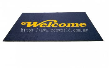 USA Message Mat - Welcome