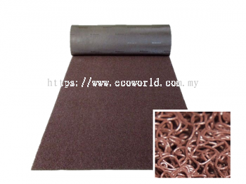 Medium Duty Coil Mat - Brown