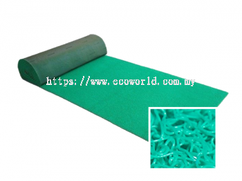 Medium Duty Coil Mat - Green