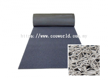 Medium Duty Coil Mat - Grey