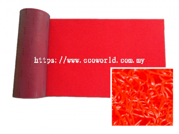 Medium Duty Coil Mat - Red