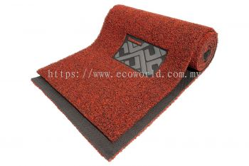 Car Mats - Red black