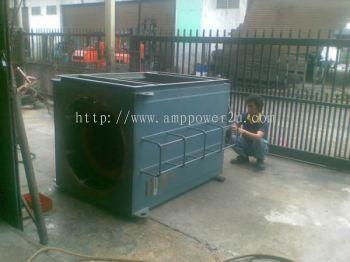 STSB 850KW HT Pump Motor