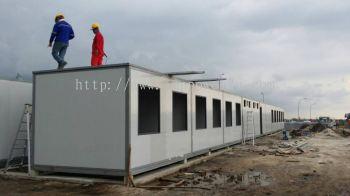 Roofting installation