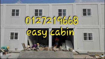 easy cabin, labour camp