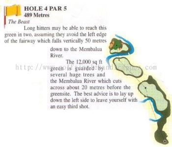 Hole 4 Par 5