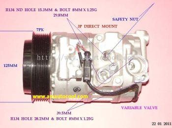 (CPS)   volkswagen Compressor