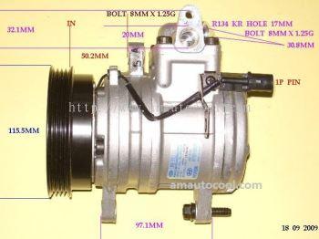 (CPS)   Kia Compressor