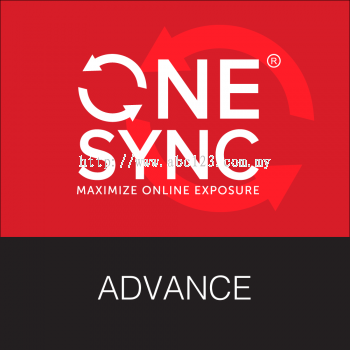 Web Design - ONESYNC Advance 1 Year - NEWPAGES NETWORK SDN BHD - ABC123