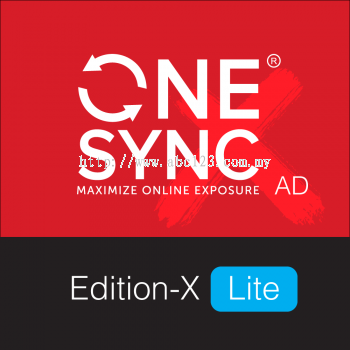 Online Ads - ONESYNC Edisi-X Lite - Newpages Network Sdn Bhd