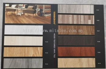 Vinyl Tile Flooring  - Timbergo 2mm Adventure Collection