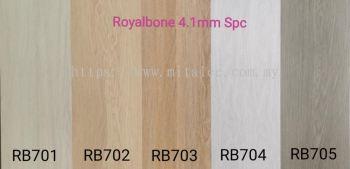 SPC Flooring - Royalbone 4.1mm Spc (Herringbone)