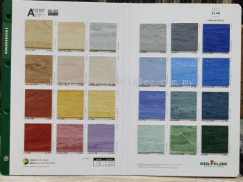 Polyflor XL PU 2mm vinyl sheet