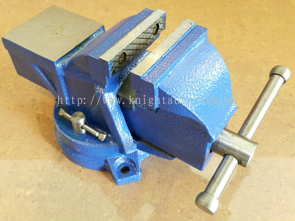 Selangor 3 39 Heavy Duty Swivel Bench Vise With Anvil Id668856 Clamp Table Vice Metal