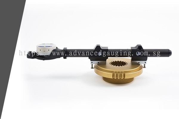 Advanced Gauging Solutions Pte Ltd :  Universal Gauge Sets - Extension Compatible Version
