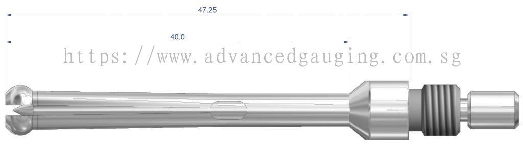 Advanced Gauging Solutions Pte Ltd : MicroGauge 2 Point Bore Gauge