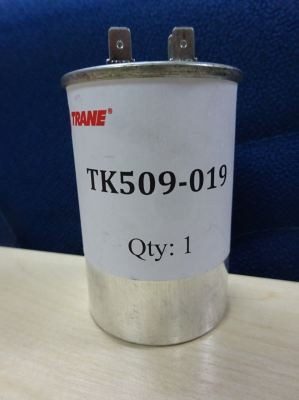 TRANE 25UF X 450V RUNNING CAPACITOR FOR TTK509ZBOOOB